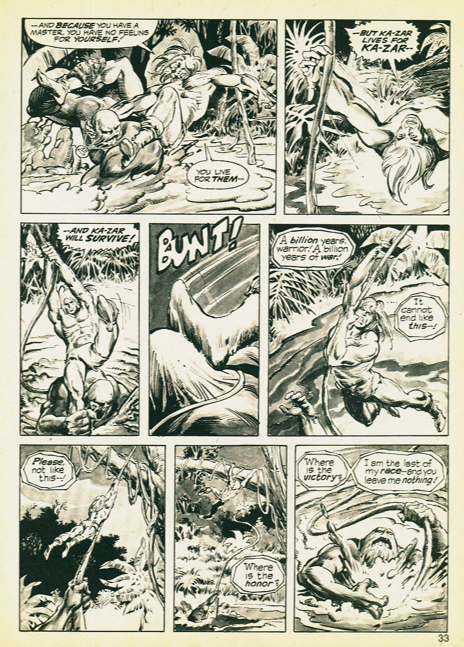 Savage Tales issue 8 - Page 29