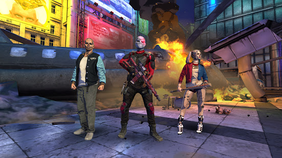 Suicide Squad: Special Ops v1.1.3 Mod Apk + Data [Unlimited Money] Terbaru For Android