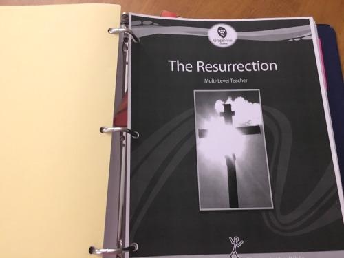 Kids' Bible study