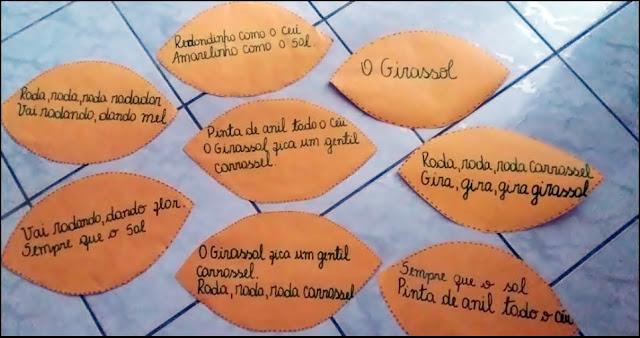Confira nesta postagem uma sugestão de plano de aula para trabalhar o poema - O GIRASSOL de Vinicius de Morais, com o objetivo de trabalhar o gênero textual POEMA, destacando estrutura, finalidade e compreensão leitora.