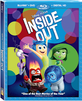 Disney Pixar's Inside out