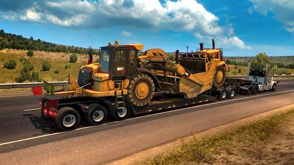 American Truck Simulator Heavy Cargo Pack Free Download Screenshot 1