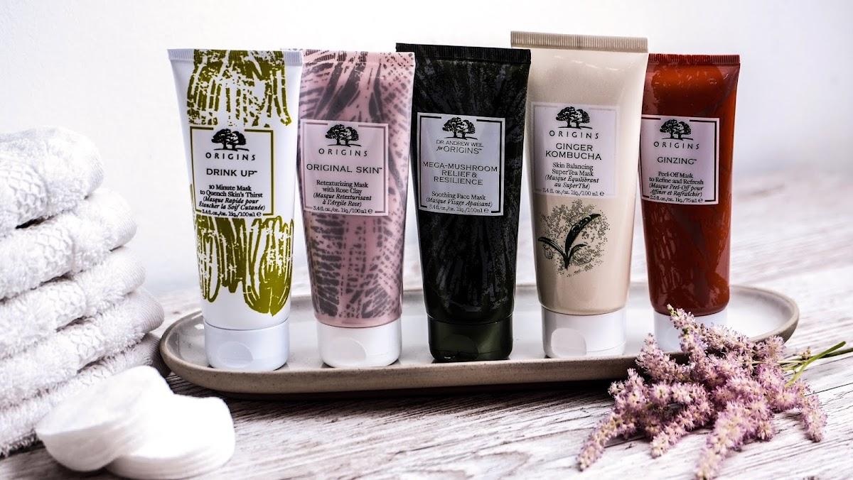 Skincare Hautpflege Gesichtsmasken Feuchtigkeitspflege