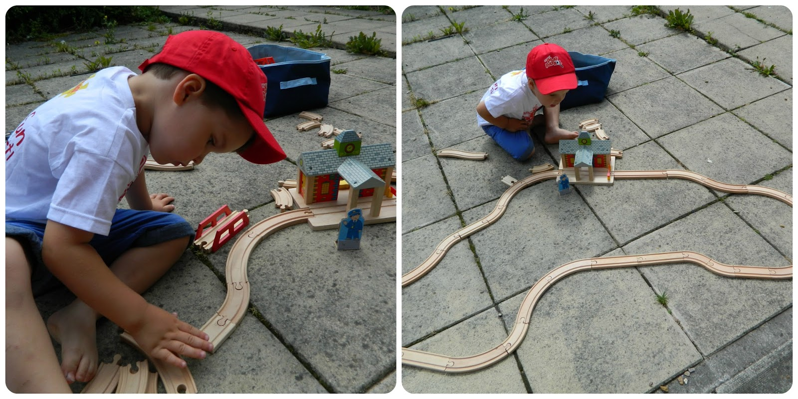 Play Patrol - Bigjigs Rail Railway Station
