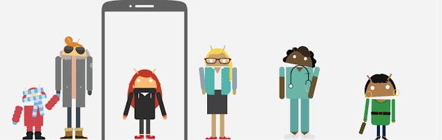كيف تختار هاتف اندرويد يناسب و يلبي إحتياجاتك ؟ جوجل تجيبك عن ذلك