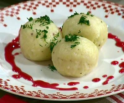 Кропкакор - разновидность пельменей. Блюдо шведской кухни.