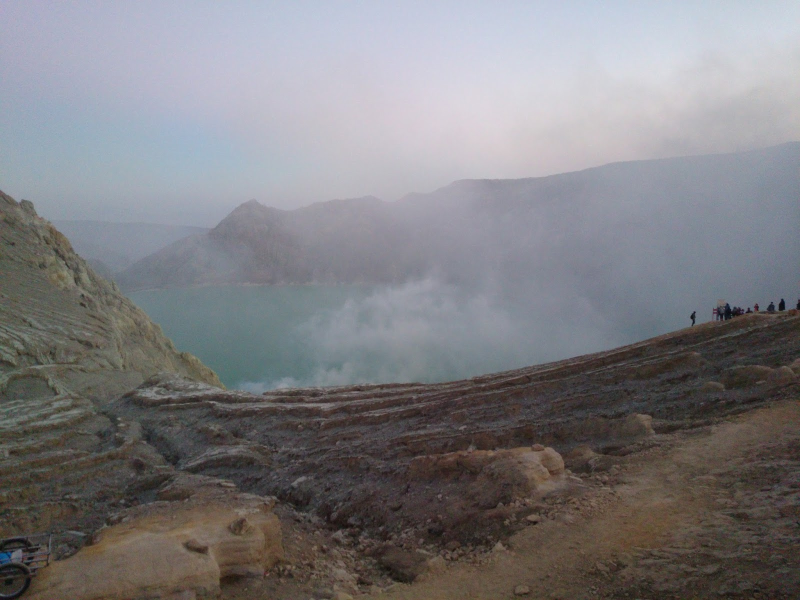 Mount ijen, transportation to mount ijen