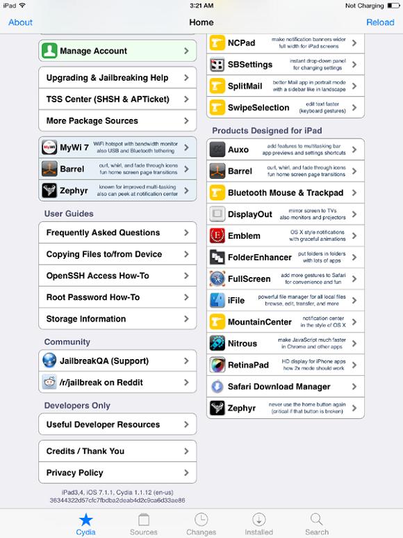 Install Cydia Manually Ios 6 1