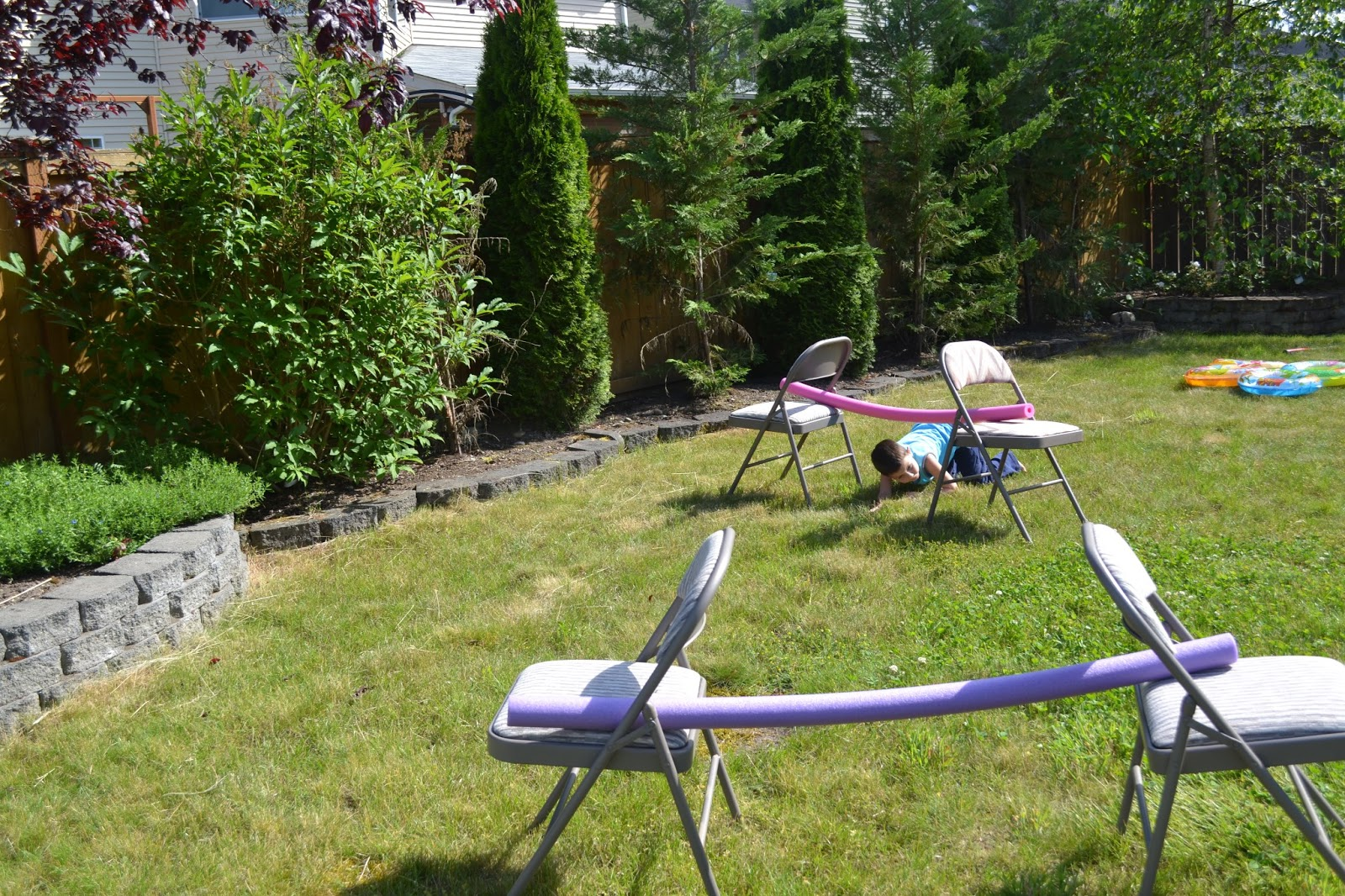 Frank Academy of Awesomeness: Super easy backyard obstacle ...