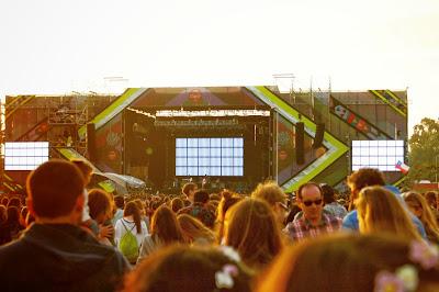 Phoenix en Lollapalooza 2014