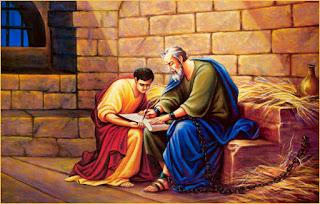 Oração de São Paulo aos Efésios