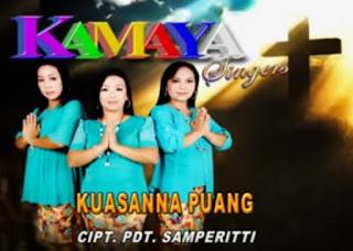 Lirik Lagu Toraja Kuasanna Puang (Kamaya Singers)
