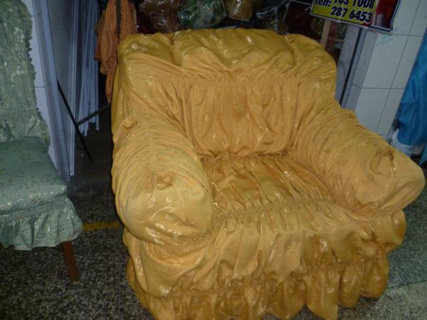 Forros para muebles peru confeccion de forros para for Fundas para muebles