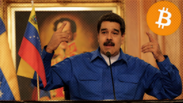 El petro: Venezuela lanza su propia criptomoneda para sortear el bloqueo financiero