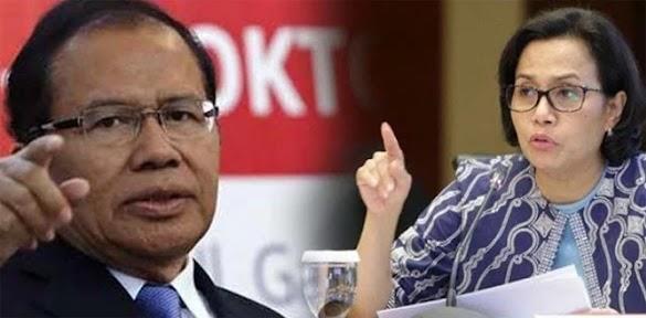 PP KAMMI Siap Atur Debat Terbuka Sri Mulyani Dan Rizal Ramli