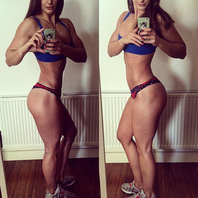 Fitness model JOHANNA HESS @johannahessfitness Instagram photos