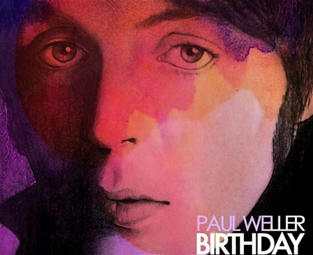 McCARTNEY PHOTO BLOG: Paul Weller Records Beatles Song For