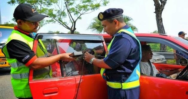 Mulai Januari 2018, Pemilik Kenderaan Mesti Ikut Standard Baru Untuk 'Tinted' Kereta