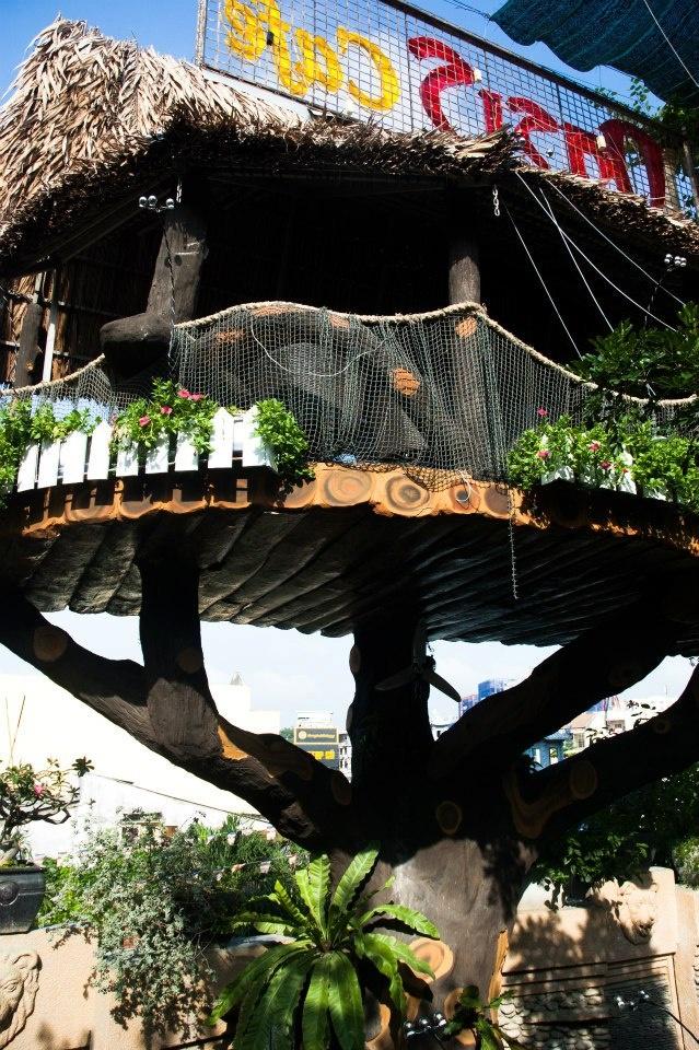 10 quán cafe biệt thự sân vườn đẹp như mơ ở nam s18g