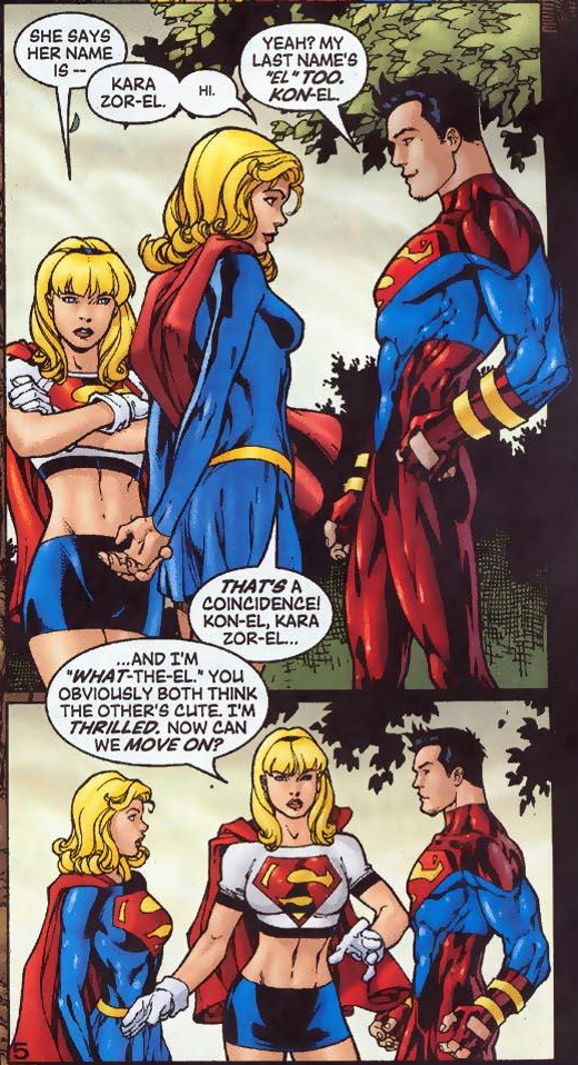 Supergirl Comic Box Commentary A History Of Recent -9196