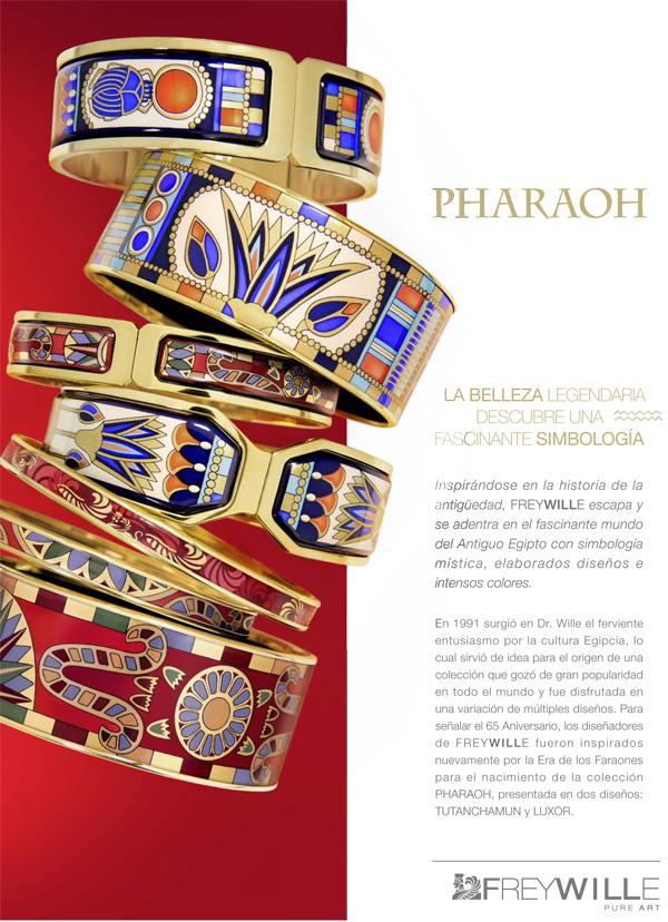 Austriaca-Freywille-colección-Pharaoh