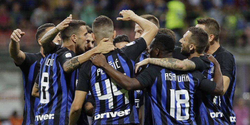 Hasil Skor Pertandingan Inter Milan vs Torino