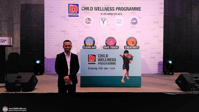 Nippon Paint Child Wellness Programme,