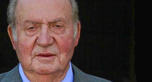 Enfado del rey Juan Carlos con Felipe VI por vetarle del acto del Congreso