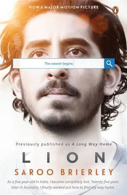 Download Free Lion AKA A Long Way Home by Saroo Brierley Book PDF