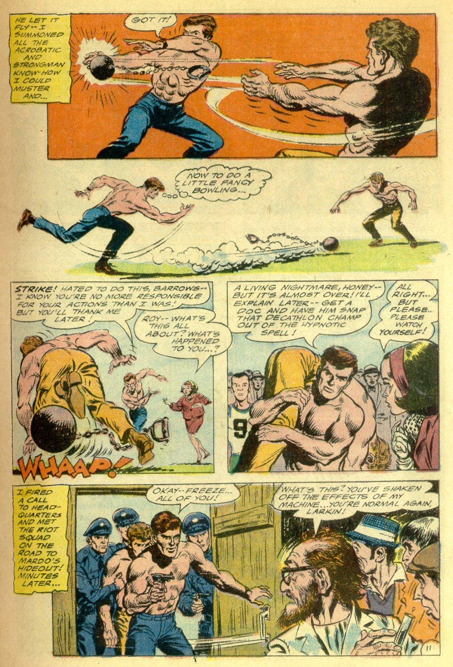 Strange Adventures (1950) issue 193 - Page 13
