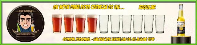 Valoración Cerveza Coronita