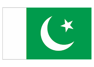 Flag of Pakistan Logo Vector