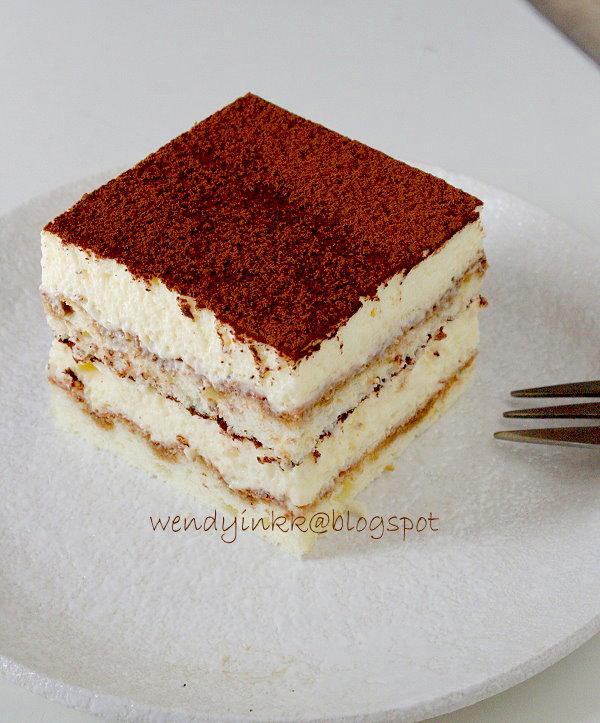 Table for 2.... or more: Tiramisu - Caffeine Cakes # 1