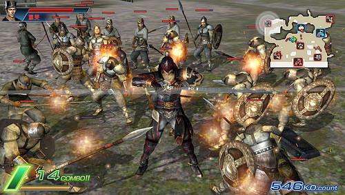 12088113116 5a31298ffd - Dynasty Warriors Next PS VITA