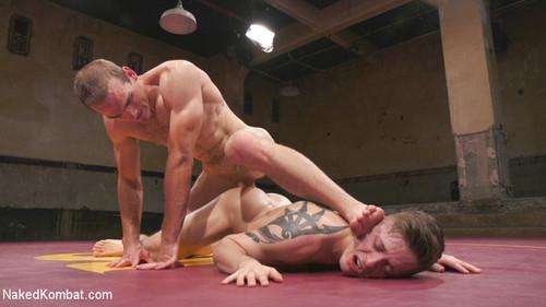 Tyler Rush takes on ripped hunk Jonah Marx
