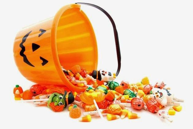 Resultado de imagen de golosinas halloween