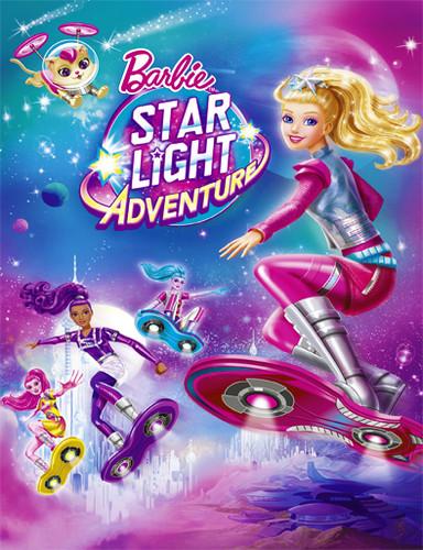 Barbie: Aventura en el espacio (2016) [BRrip 1080p] [Latino] [Animación]