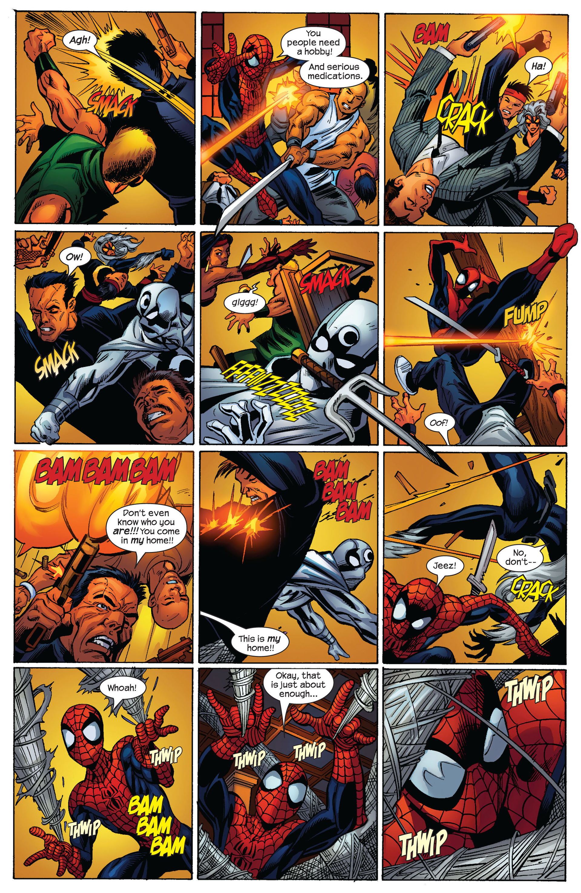 Read online Ultimate Spider-Man (2000) comic -  Issue #84 - 7
