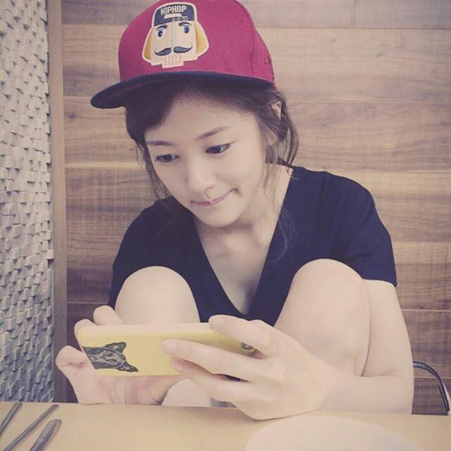 simply jung so min adorable jung so min instagram photo update july 11 2015. Black Bedroom Furniture Sets. Home Design Ideas