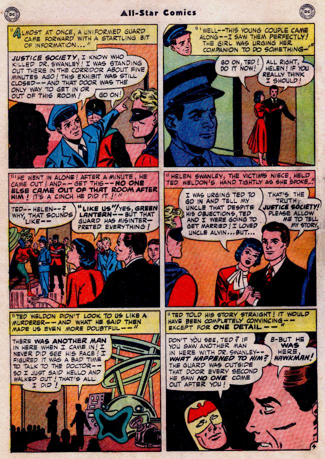 Read online All-Star Comics comic -  Issue #53 - 6