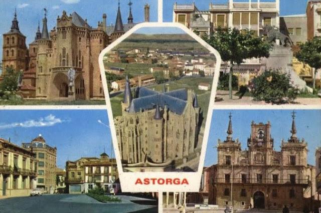 Ciudad de Astorga | León | Fotos Antiguas | Qué ver