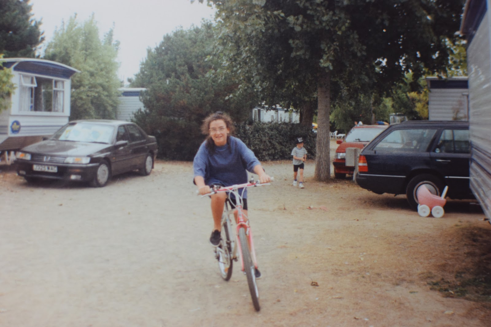 , Cycling Through the Decades- the 80's