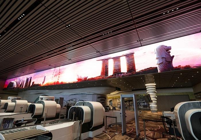Changi Airport's Terminal 4