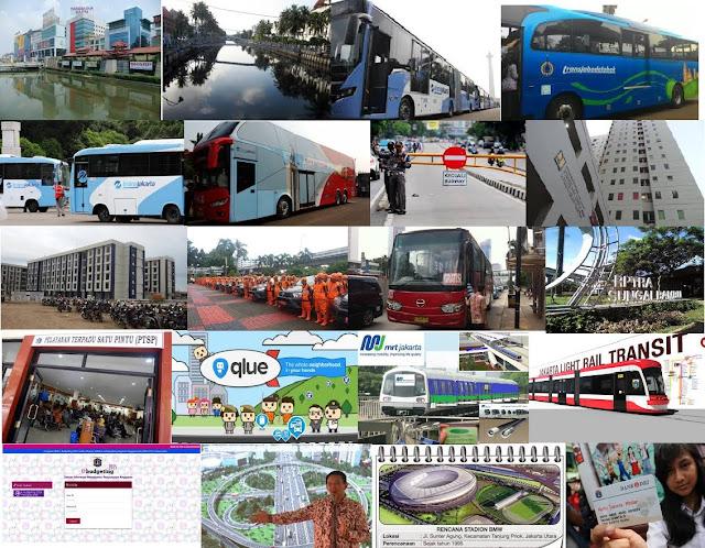 Mantap!! Ini 35 Kerja Nyata Ahok Membangun Jakarta Baru, Yang No. 5 Pasti Bikin Kaget.....
