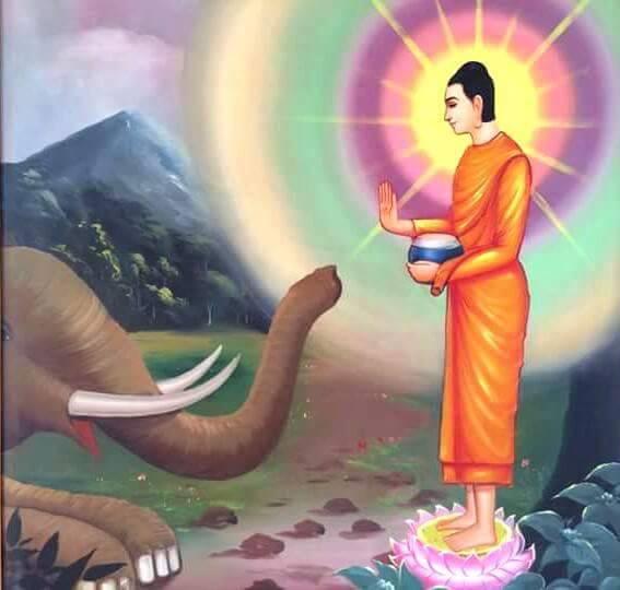 Đạo Phật Nguyên Thủy - Kinh Tăng Chi Bộ - Có thể phá núi Tuyết Sơn