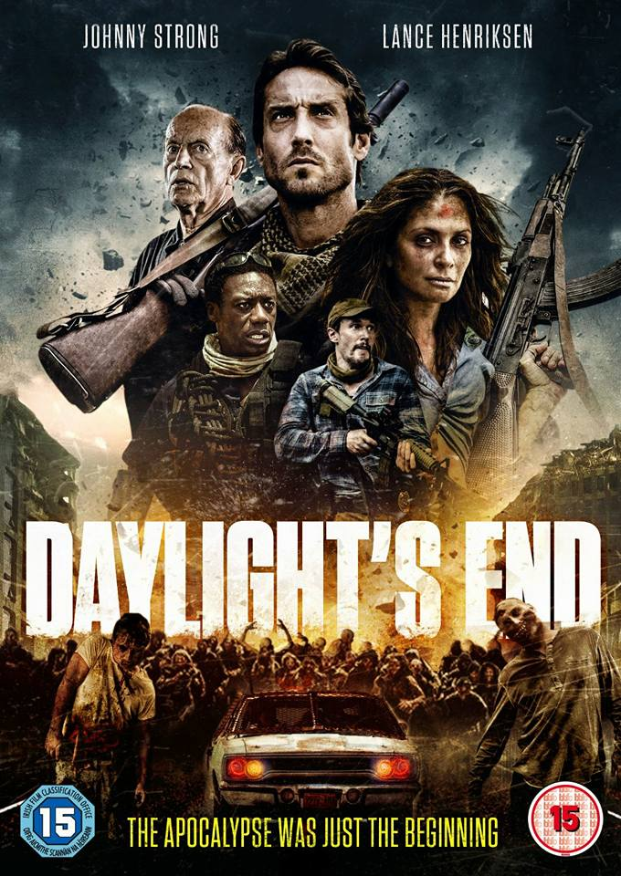 Daylight's End Torrent – BluRay 720p Legendado (2016)