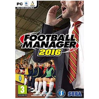 Special Offer Football Manager 2016 PC Game £14.99 OS:Windows Vista,7,8,10 @ 365games