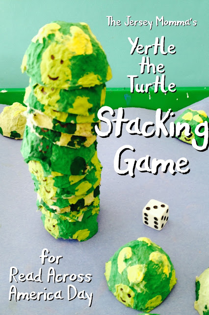 Yertle the Turtle stacking game