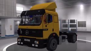 Mercedes Benz SK 1838