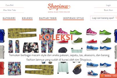 Ingin Belanja Online Puas? Yuk Belanja di Shopious.com